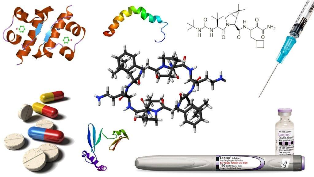 The Rise of Peptide Therapeutics [Peptide Drug Discovery - Part 1]