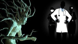 What is Tree man syndrome