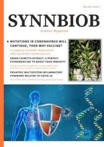 SYNNBIOB Science Magazine Issue 2 - cover page